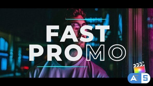 Videohive Trendy Fast Promo 26764013