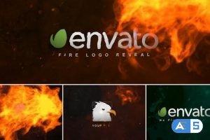 Videohive Fire Logo – Premiere Pro 26599901