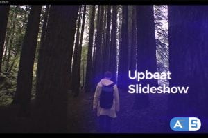 Videohive Upbeat Slideshow 21356913
