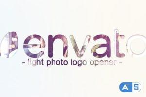 VideoHive Light Photo Logo 10302377