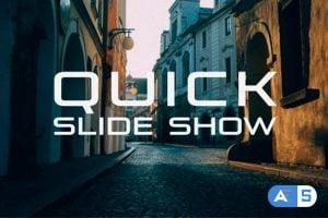 VideoHive Quick Slide Show 10800674
