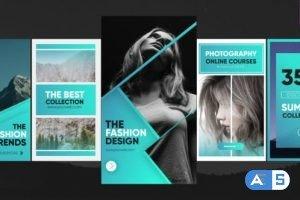 Videohive Instagram Unique Stories-Premiere Pro 26623110