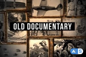 Videohive Old Epic Documentary Opener 20085398