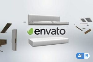 Videohive Furniture Clean Logo 22884570