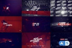 Videohive Revolution Sport Promo 26608672