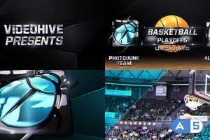 Videohive Basketball Opener 20055097