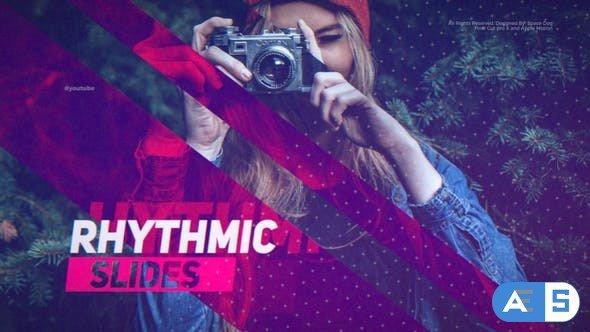 Videohive Rhythmic Slides | FCPX & Apple Motion 26795486