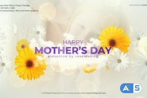 Videohive Happy Mother's Day Opener 26622904