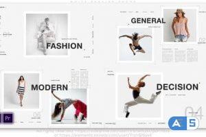 Videohive White Fashion Promo 26619313