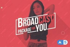 Videohive YouTube Channel Broadcast Essentials Pack 23677356