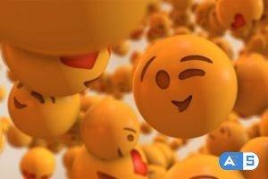 Videohive Emoji Crowd 21479063