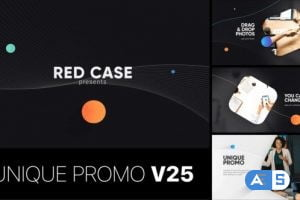 Videohive Unique Promo v25 | Corporate Presentation 23708671