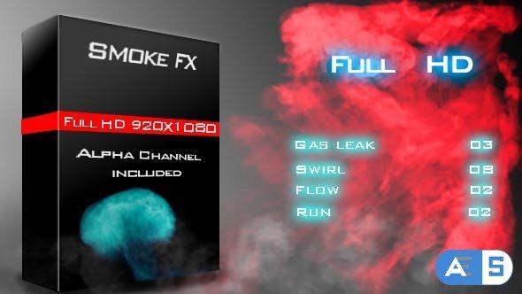 Videohive Smoke Fx 20950902