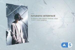 Videohive Futuristic Interface Presentation 4496090