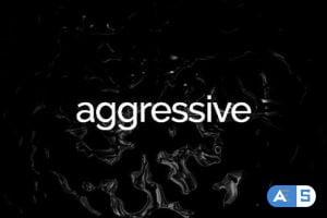 Videohive Agressive Glitch Stomp 23102042