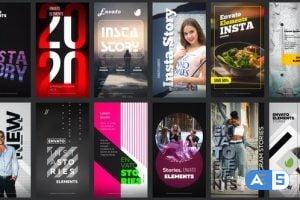 Videohive 12 Instagram Stories Vol. 9 26680185