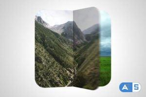 VideoHive Photo Flip Logo 10023702