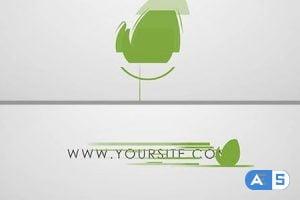 VideoHive Quick Minimal Logo 10809071
