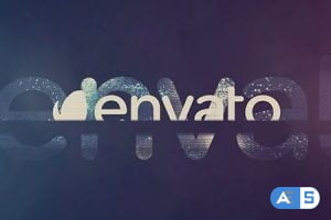 VideoHive Glitch Distortion Logo 11409873