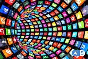 Videohive Social Media Tunnel 8079413