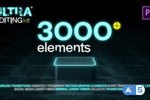 Videohive Ultra Editing Kit | Premiere Pro V2 23719353