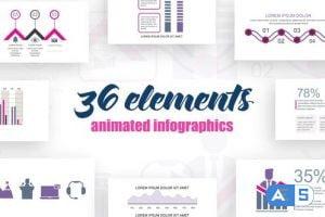 Videohive Infographics Vol.37 27461826