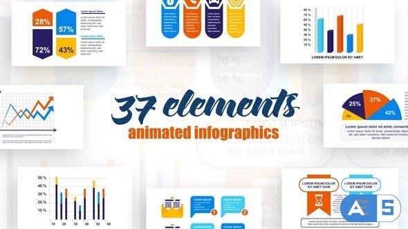 Videohive Infographics Vol.40 27462235