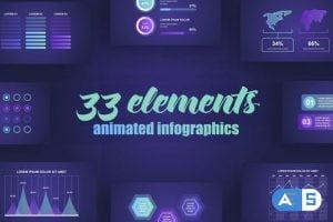 Videohive Infographics Vol.42 27462394