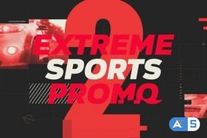 Videohive Extreme Sports Promo 25395103
