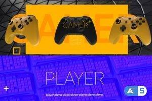 Videohive Digital Gaming Opener 26904776