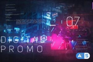 Videohive Digital Promo for Premiere Pro 26847918