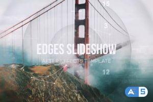 Videohive Edges Inspire Slideshow 14028355