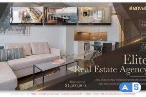 Videohive Elite Real Estate Agency 27442847