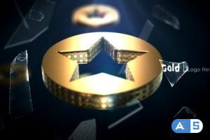 Videohive Fractured Logo Reveal 25828810