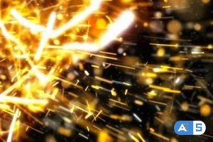Videohive Fast Sparks Reveal 8628086