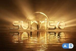 Videohive Sunrise Logo 25951786