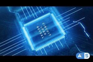 Videohive Circuit Logo Reveal 27147296