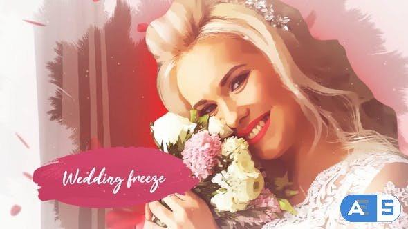 Videohive Wedding Freeze 27211302