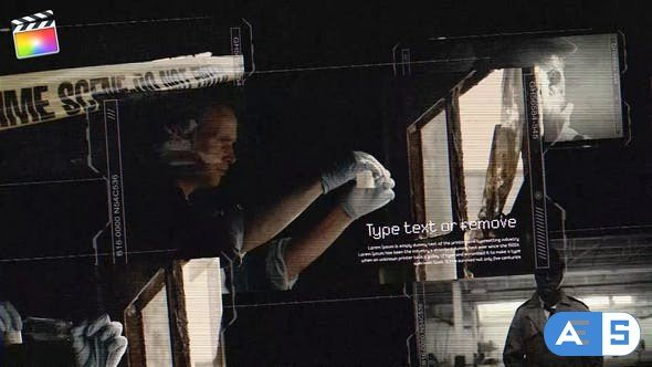 Videohive Detective Agency 27288277