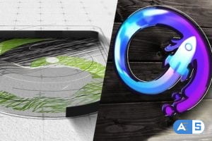 Videohive Abstract Drawing Logo Reveal 26315936