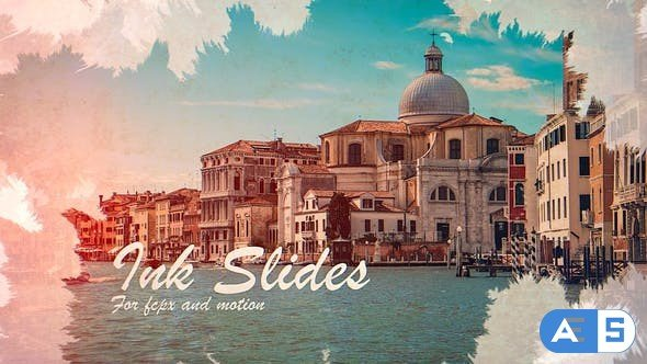 Videohive Ink Slides | FCPX and Motion 27503680