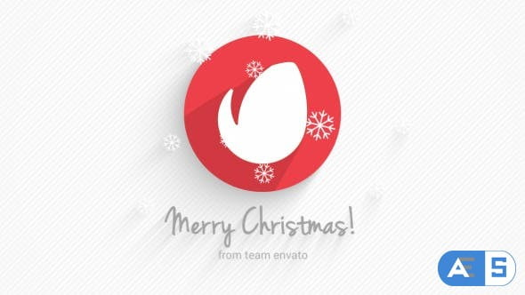 Videohive Modern Christmas Logo 20987686