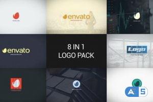 Videohive Minimal Logo Pack 22041422
