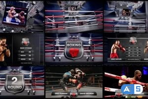 Videohive Boxing Opener 24952546