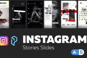 Videohive Instagram Stories Slides Vol. 4 27426014