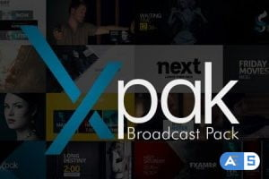 Videohive Broadcast Packages 12109083