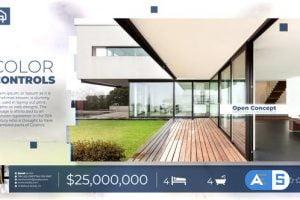 Videohive Real Estate Listing Slideshow 25658197