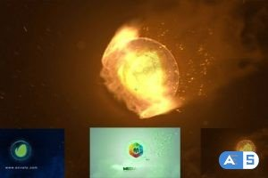 Videohive Shatter Formation 11777406