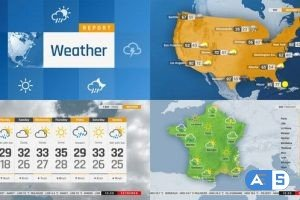 Videohive The Complete World Weather Forecast ToolKit 26764828