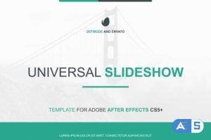 Videohive Universal Slideshow Presentation 17168306
